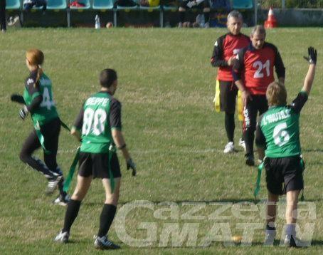 Flag football: un corso nella scuole superiori