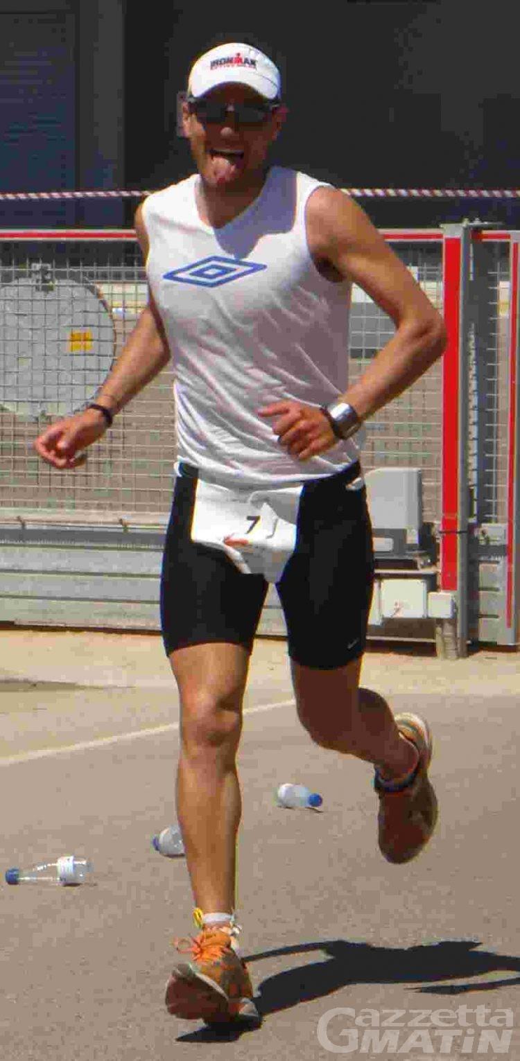 Triathlon: Giorgio Ioppolo 21° nel Salou Tarragona