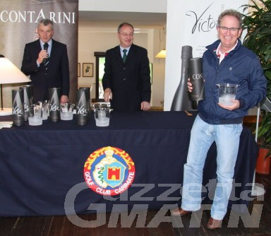 Golf: Tamietto e Michelon vincono a Rapallo