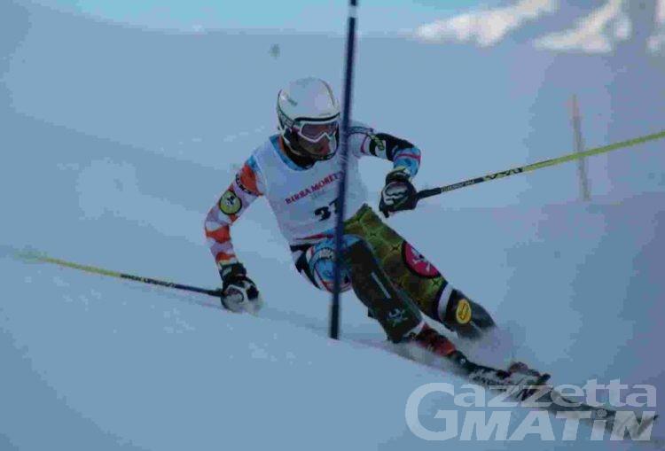 Sci alpino: Pellissier e Rota i migliori a Bardonecchia