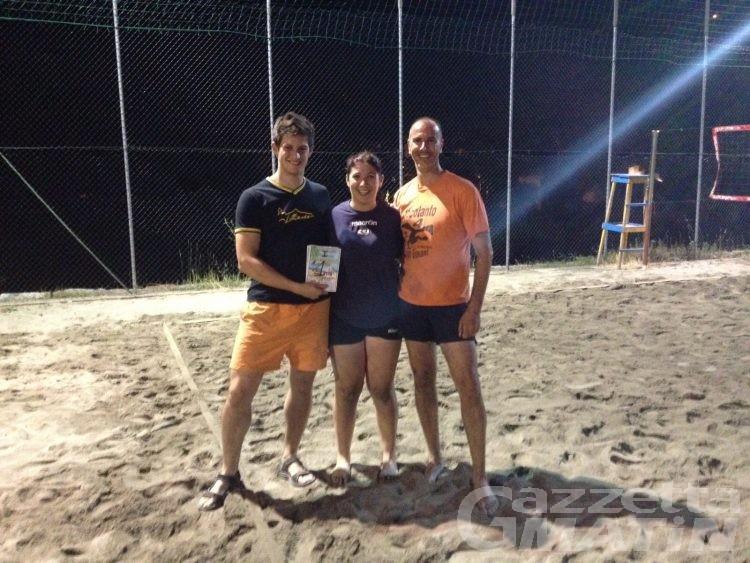 Beach Volley: i Quasi Wild trionfano a Lillianes Beach