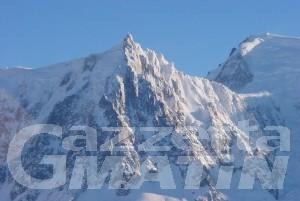 Monte Bianco, altri tre morti sul versante francese del massiccio