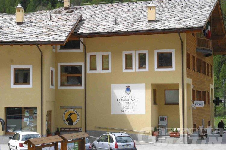 Valsavarenche: Imu al 2 permille sulla prima casa