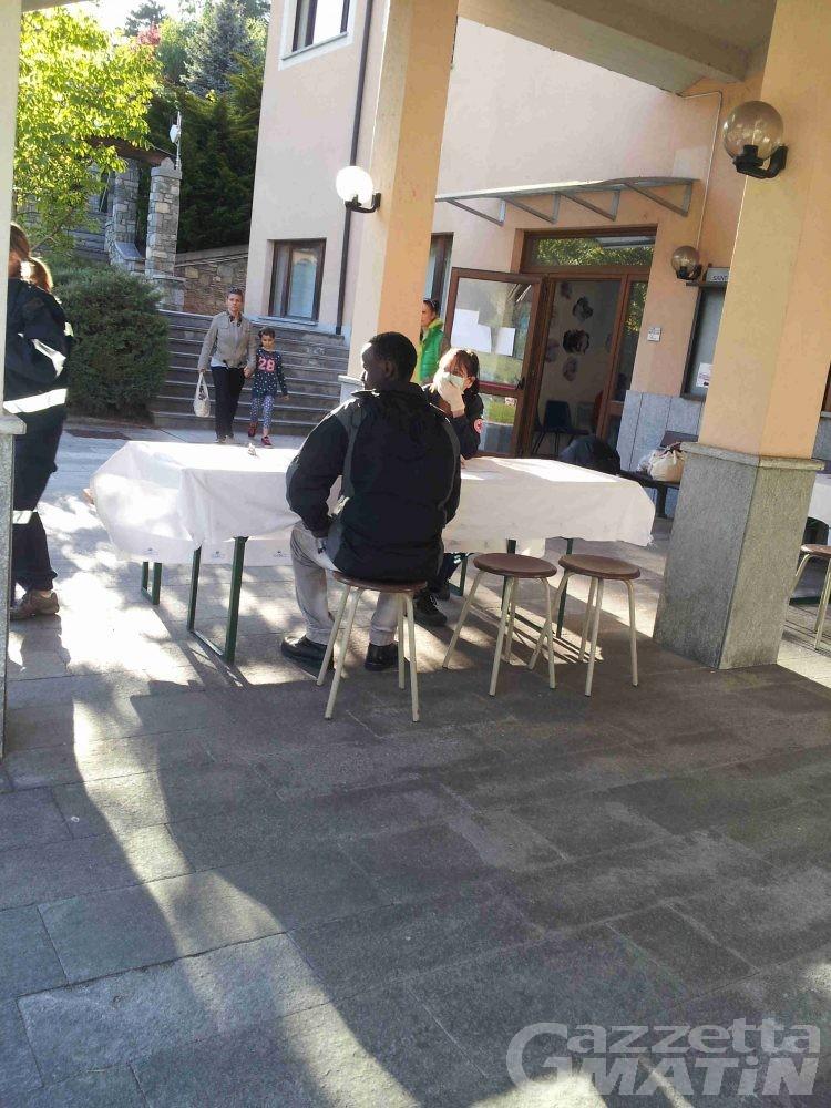 Migranti: 25 nuovi arrivi in Valle d'Aosta