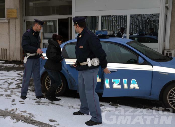 Arrestato a St-Christophe un topo d'appartamento