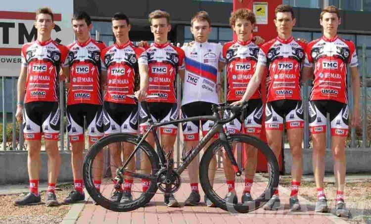 Ciclismo: Michel Piccot a segno nel Giro della Castellania