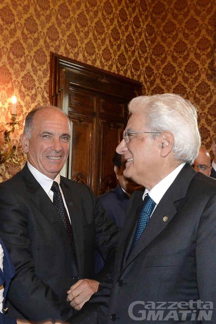 Autonomie: Presidente Mattarella «non sono un privilegio»