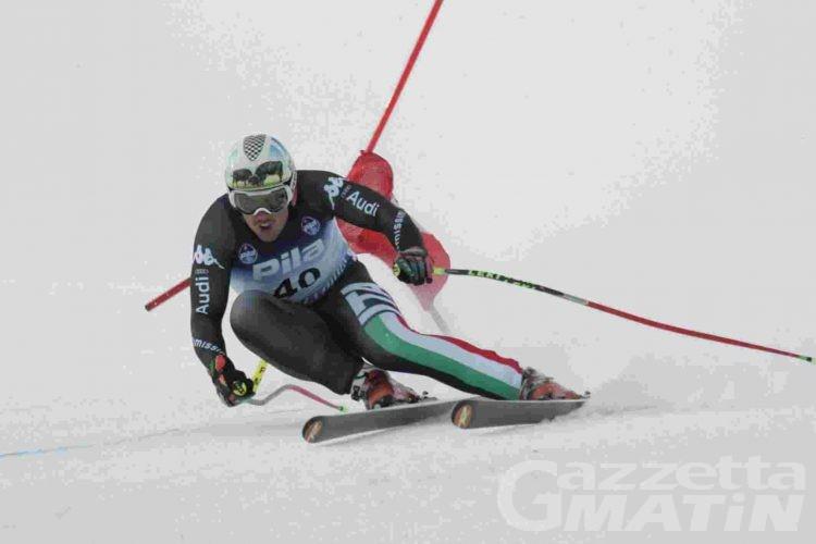 Sci alpino: Henri Battilani 9° nel superG dei Mondiali Junior