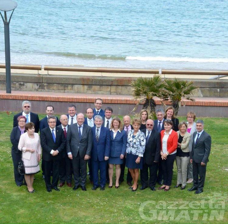 Francofonia: Marco Viérin a Assemblea parlamentare Regioni europee