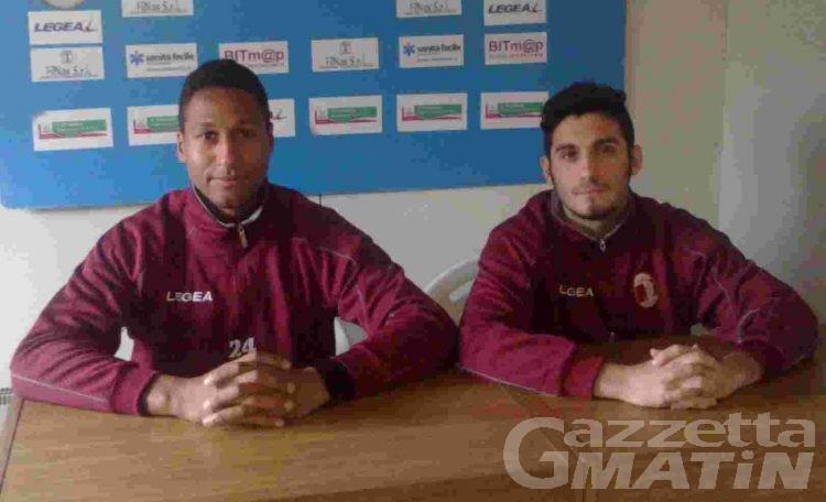 Calcio: Christian Jadayi carica il Vallée d'Aoste
