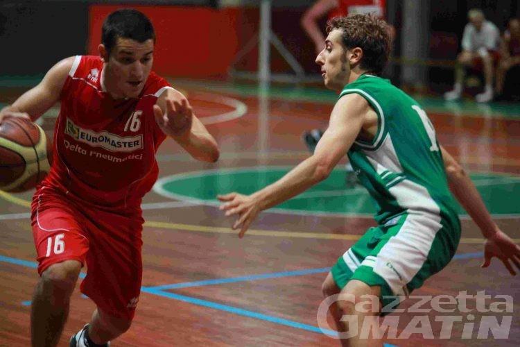 Basket: il derby di Promozione all'EuroMaster