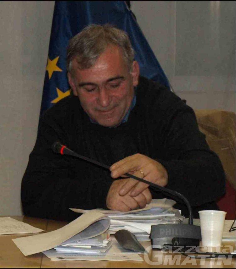 Celva, Domenico Chatillard presidente pro tempore