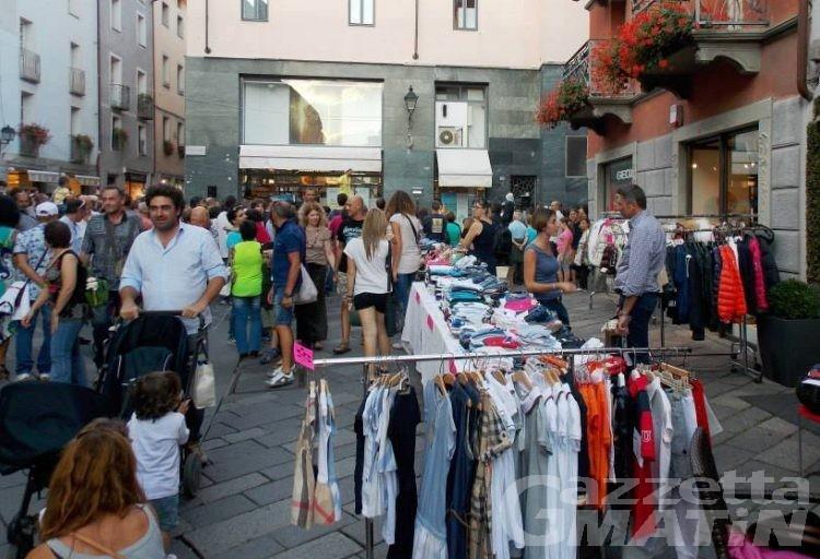 Expo: week-end di musica, danze e acquisti nel borgo di Aosta