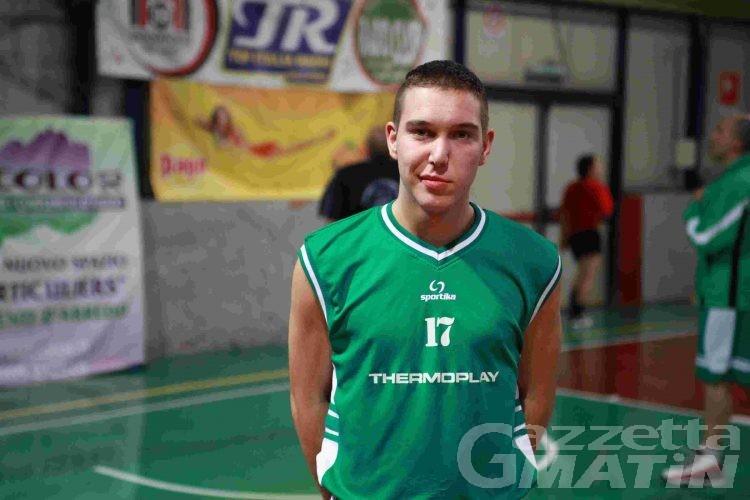 Basket: il Paolo Preti Pont Donnas cade a Marano
