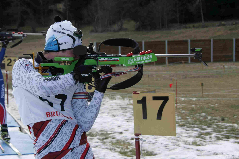 Biathlon: la nazionale Juniores al lavoro a Bionaz