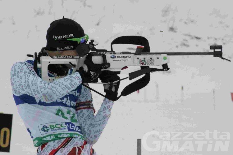 Biathlon: ventuno atleti dell'Asiva agli italiani di Forni Avolti
