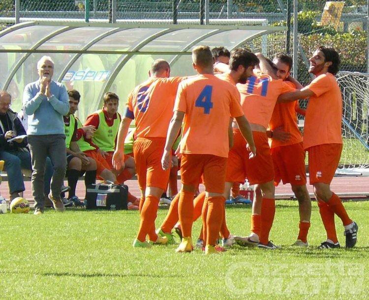 Calcio: primo punto del Vallée d'Aoste
