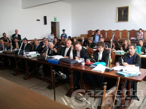 Maxi processo Fontine: «beveroni e flebo a reines prima delle Batailles»