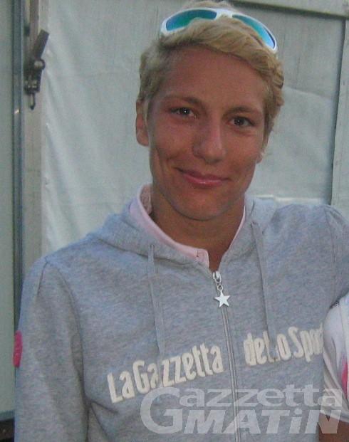 Cross: Charlotte Bonin quinta a Scarmagno