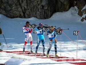 Il biathlon valdostano in festa per il suo primo mezzo secolo