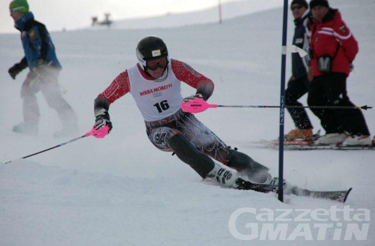 Sci alpino: Alex Zingerle concede il bis al Sestriere
