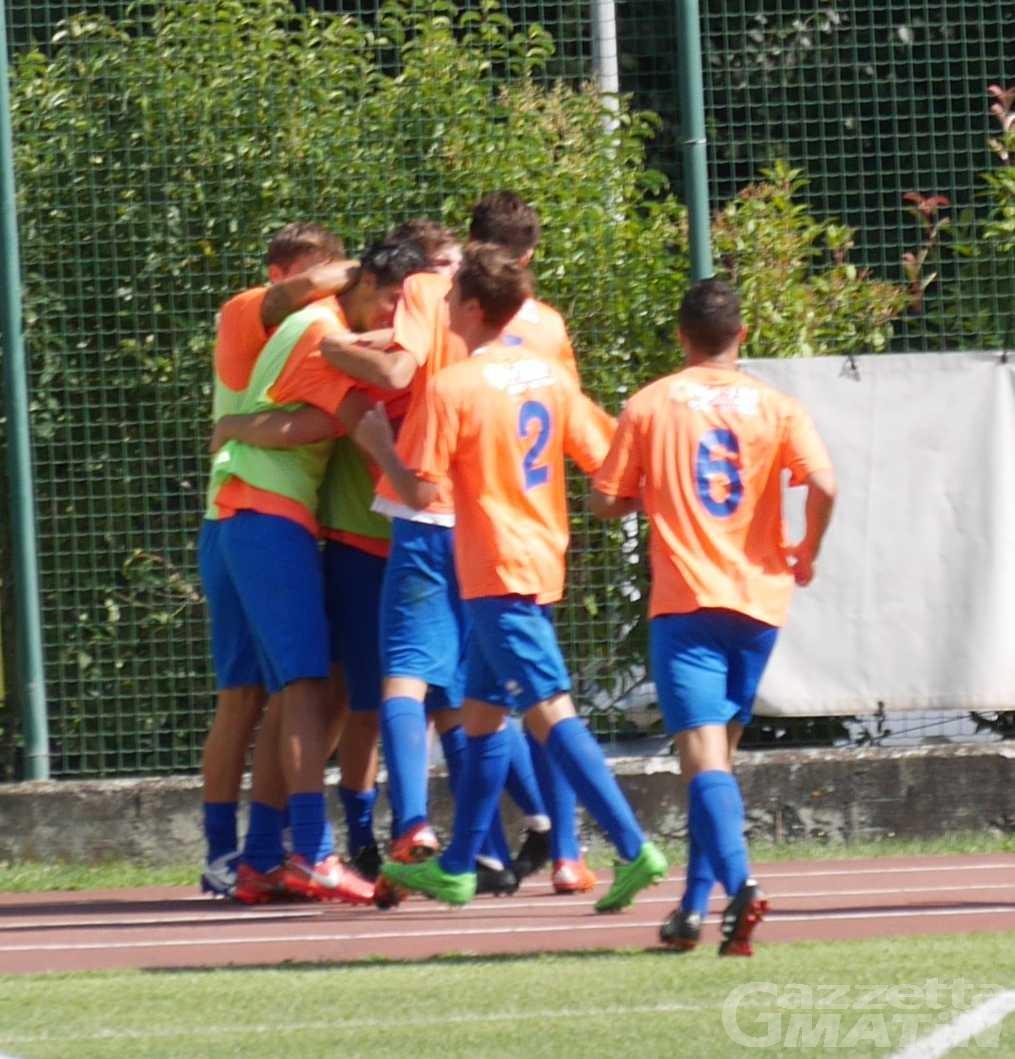Calcio: il P.D.H.A. elimina l'Aygreville