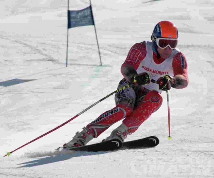 Sci alpino: Nogara il migliore nel gigante tricolori Giovani