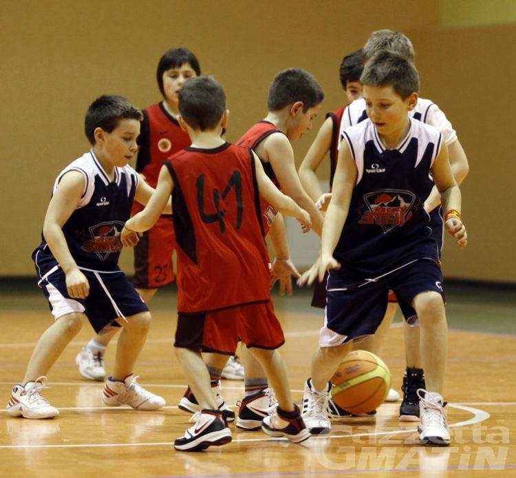 Mini basket: Biella-Lettera 22 A è la finale della Befana