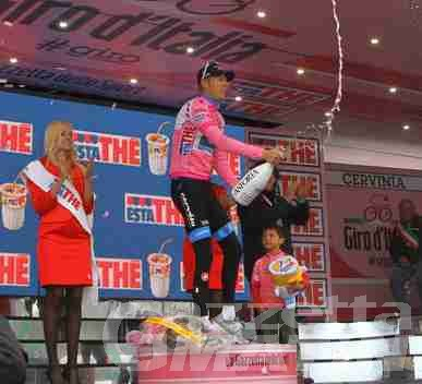 Giro d'Italia: sabato 18 aprile a Valtournenche la presentazione della Gravellona-Cervinia