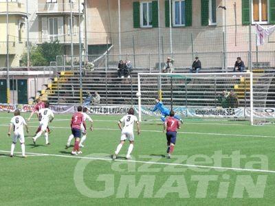 Calcio: il St-Chri VdA sbanca anche Lavagna