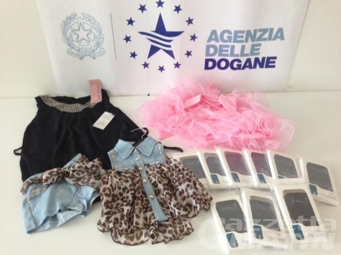 Lotta alla contraffazione: maxi sequestro al Traforo del Monte Bianco