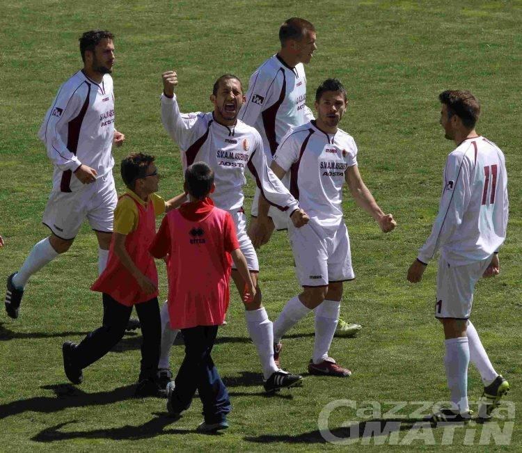 Calcio: Sterilgarda e Venezia per il St-Chri VdA