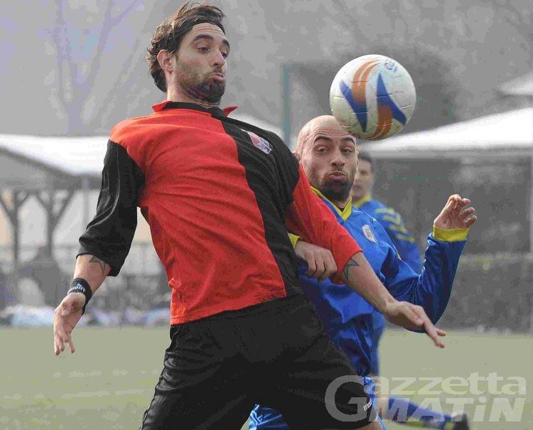 Calcio: St-Chri indenne a Imperia, blitz dell'Aygre