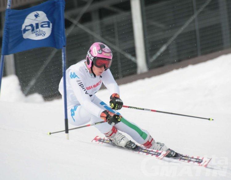 Sci alpino: Jasmine Fiorano 18ª nel gigante di Davos