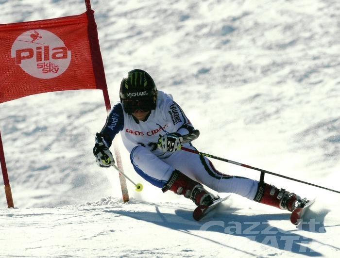Sci alpino: il trofeo ECPI allo SC Chamolé