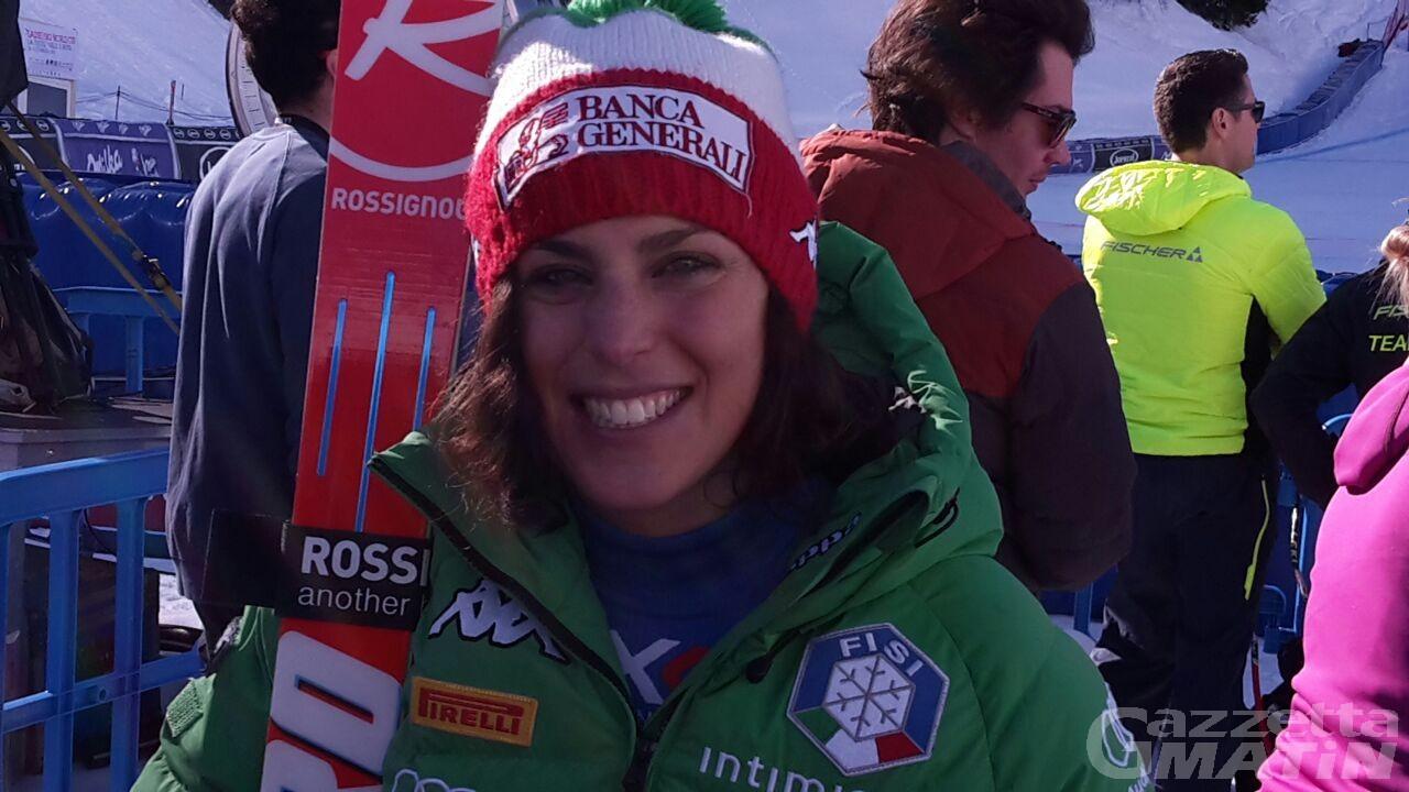 Sci alpino: Tina Weirather regina di La Thuile