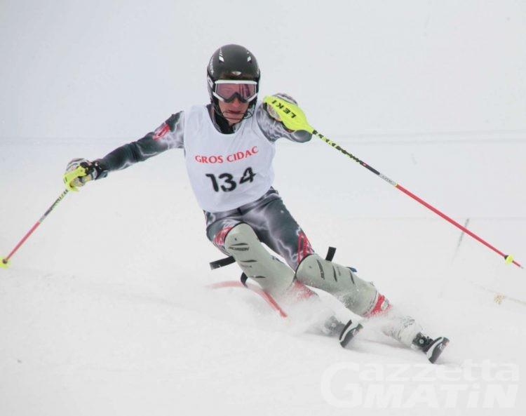 Sci alpino: assegnati gli ultimi titoli Allievi e Ragazzi