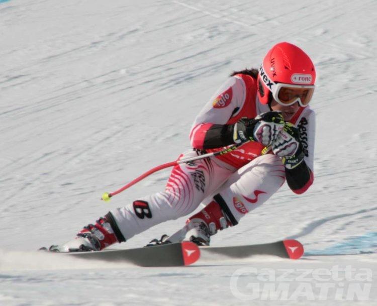 Sci alpino: Jasmine Fiorano sesta nel gigante tricolore