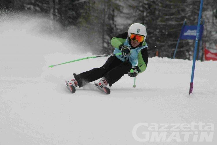 Sci alpino: i valdostani in evidenza a Livigno
