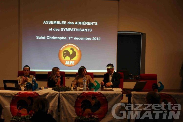 Politiche, Alpe punta su un'alleanza di centrosinistra e sulle primarie
