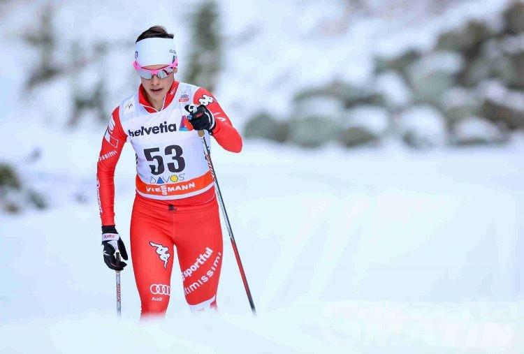 Fondo: medaglia di legno per Francesca Baudin nella skiathlon