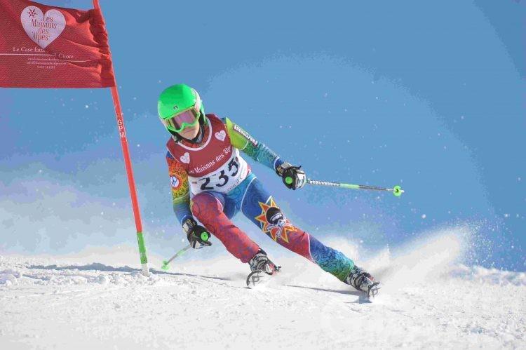 Sci alpino: i Cuccioli valdostani al Criterium Nazionale