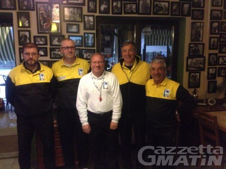 Bocce: Durand e Pellati vincono in casa la Coppa Les Iles