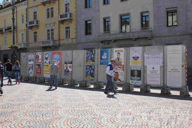 Europee: domani oltre 102 mila valdostani sono chiamati alle urne