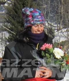 Fondo: la sprint Fis di Slingia a Francesca Baudin