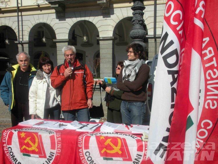 Giovani comunisti, è Alessandro Pascale il nuovo coordinatore