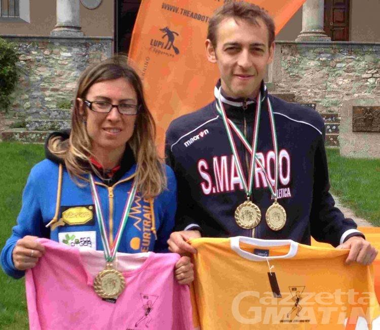 Ultra trail: Francesca Canepa sul tetto d'Italia