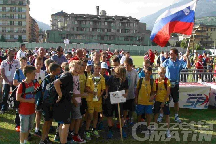 Calcio giovanile: già 230 squadre iscritte al Trofeo Topolino
