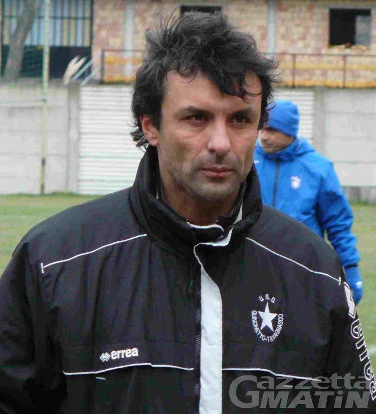 Calcio: Alberto Rizzo allenatore del VdA