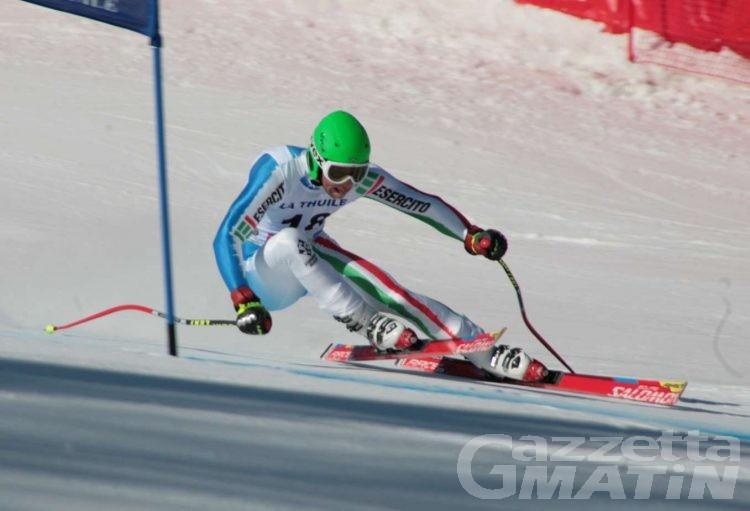 Sci alpino: Giulio Bosca vince il gigante Fis di Morzine
